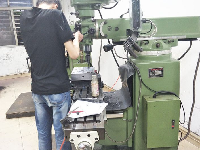 Mould Drilling