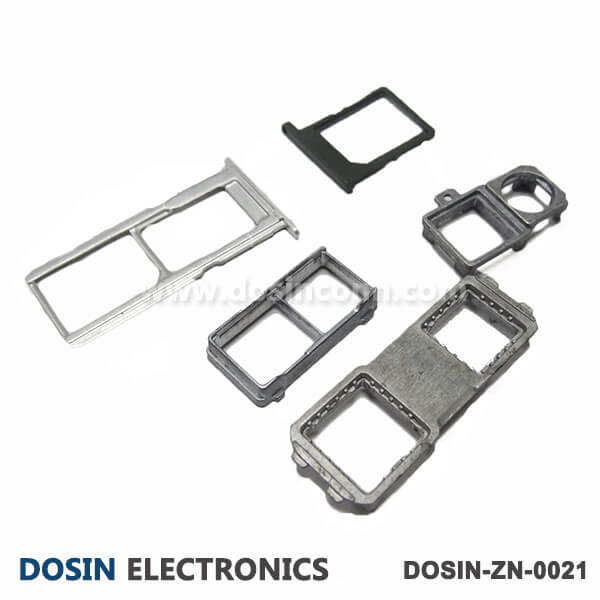 Die Casting Alloy SIM Card Accessories