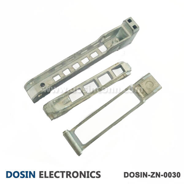 Zinc Die Casting SFP Connector Housing