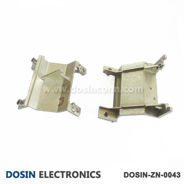Zinc Alloy DVI Connector stand Nickel Plating Accessories