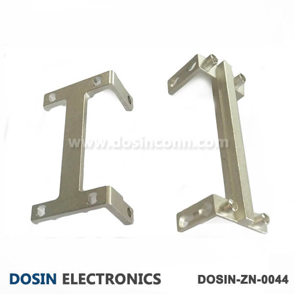 DVI Zinc Alloy Connector Nickel Plating Stand Accessories