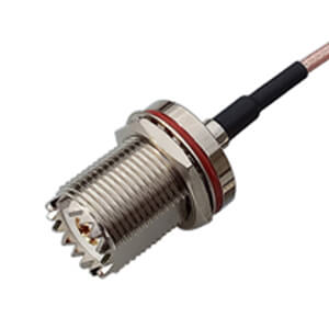 UHF cable assembly