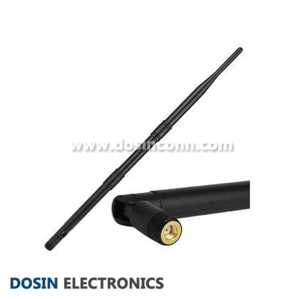 Swivel Antenna Flexible433MHz SMA Male WhipAntenna