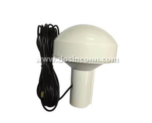 External Marine GPS Antenna Mushroom Antenna SMA Plug Solder Type for RG174