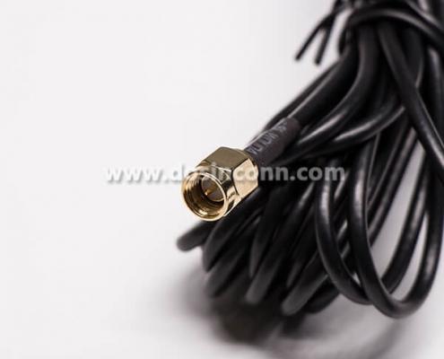 GPS/GLONASS/COMPASS Sucker Antenna With SMA Male Cable
